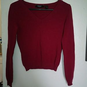Womens Express stretch sweater
